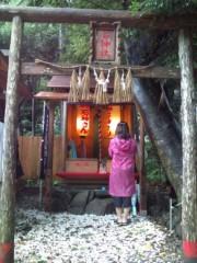 纐纈英里香 公式ブログ/女性の願いを一つ叶えてくれる神社 画像1