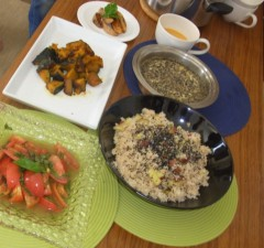 纐纈英里香 公式ブログ/オーガニック料理 画像1