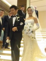 纐纈英里香 公式ブログ/結婚式 画像2