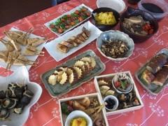 纐纈英里香 公式ブログ/おせち料理・・・ 画像1