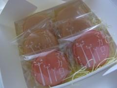 纐纈英里香 公式ブログ/フランスの伝統菓子 マカロン    画像2