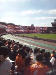 纐纈英里香 公式ブログ/サッカー観戦 画像2