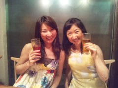 纐纈英里香 公式ブログ/夕食 画像1