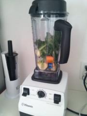 纐纈英里香 公式ブログ/毎日飲む野菜ジュース 画像2