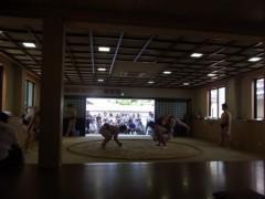纐纈英里香 公式ブログ/お相撲のちゃんこを頂いて来ました 画像2