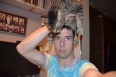パックン(パックンマックン) 公式ブログ/パックン、猫かぶり! 画像1