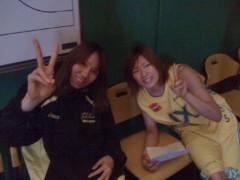 大神雄子 公式ブログ/ウィンターカップブース撮影 画像3