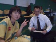 大神雄子 公式ブログ/ウィンターカップブース撮影 画像1