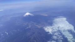 マックン(パックンマックン) 公式ブログ/今日も富士山 くっきり\(^^)/ 画像1