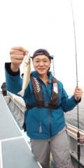 マックン(パックンマックン) 公式ブログ/釣りバカ対決\(^-^)/ 画像2