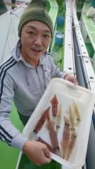 マックン(パックンマックン) 公式ブログ/久しぶりの イカ釣り 画像1