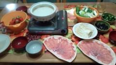 大竹愛子 公式ブログ/しゃぶしゃぶ♪ 画像1