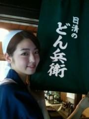 秋月三佳 公式ブログ/日清 どん兵衛のCMに出演中★ 画像1