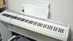 柏木優斗 プライベート画像 ピアノ