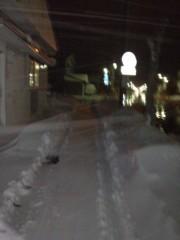 柏木優斗 公式ブログ/雪景色 画像1