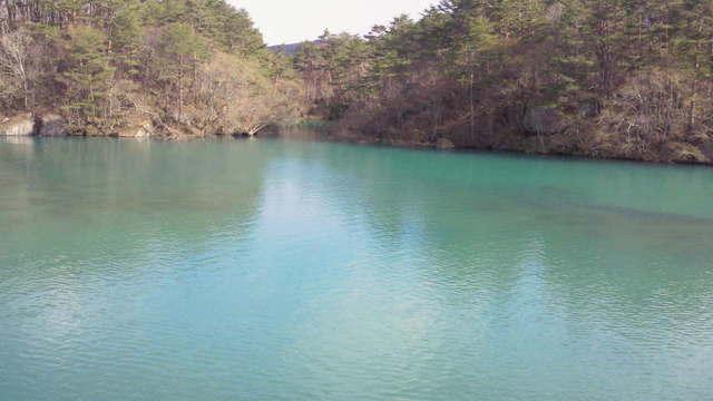 裏磐梯の五色沼