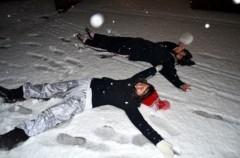 荒井英夫 公式ブログ/横浜に雪が 画像2