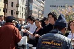 荒井英夫 公式ブログ/〜横浜の寿町で、ちゃんこ鍋で炊き出しを〜 画像2