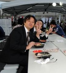 荒井英夫 公式ブログ/大つけ麺博 画像2