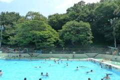 荒井英夫 公式ブログ/横浜・元町公園プール   画像2