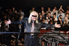 荒井英夫 公式ブログ/矢口壹琅の引退試合 画像1