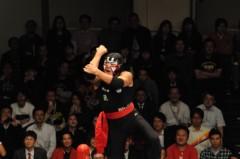 荒井英夫 公式ブログ/ザ・グレート・サスケが雄たけびを 画像2