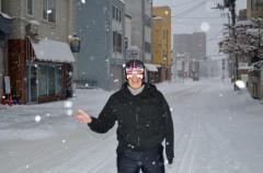 荒井英夫 公式ブログ/雪の北海道 画像1