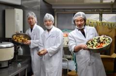 荒井英夫 公式ブログ/〜横浜の寿町で、ちゃんこ鍋で炊き出しを〜 画像1