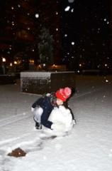 荒井英夫 公式ブログ/横浜に雪が 画像3