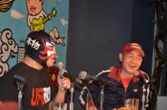 荒井英夫 公式ブログ/第一回ザ・グレート・サスケ トークライブ 画像2