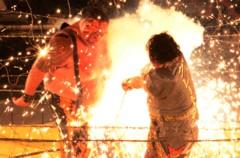荒井英夫 公式ブログ/横浜大花火 特別試合  8/31 画像1