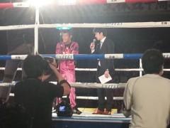 荒井英夫 公式ブログ/亀田家の試合 画像1