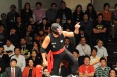 荒井英夫 公式ブログ/ザ・グレート・サスケが雄たけびを 画像3