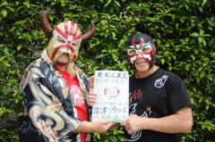 荒井英夫 公式ブログ/ザ・グレート・サスケ被災地訪問 画像2