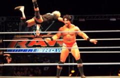 荒井英夫 公式ブログ/WWE横浜大会 画像2