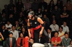 荒井英夫 公式ブログ/ザ・グレート・サスケが雄たけびを 画像1