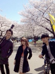 吉田麻亜子 公式ブログ/春、さくら 画像1