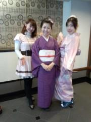 瞳ナナ 公式ブログ/日舞の発表会へ 画像2