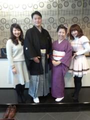 瞳ナナ 公式ブログ/日舞の発表会へ 画像1