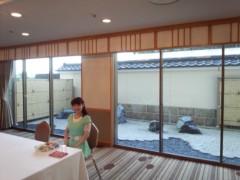 瞳ナナ 公式ブログ/楽屋で待機中 画像2