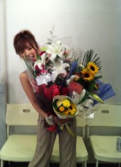 田中涼子 公式ブログ/ネクストドア★終わって 画像1