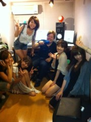 田中涼子 公式ブログ/レコーディング 画像2