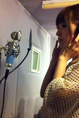 田中涼子 公式ブログ/レコーディング 画像1