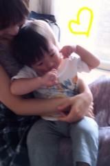 田中涼子 公式ブログ/赤ちゃんと♪ 画像3