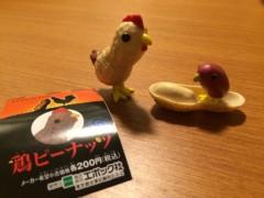 米澤円 公式ブログ/ピーナッツのとり 画像1