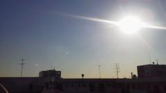 エスパー伊東 公式ブログ/太陽の表情 画像1