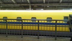 エスパー伊東 公式ブログ/黄色い新幹線 画像1