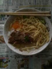 エスパー伊東 公式ブログ/遅い食事 画像1