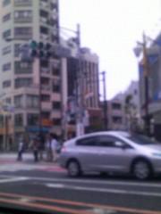 エスパー伊東 公式ブログ/移動中で 画像1