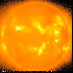 エスパー伊東 公式ブログ/太陽フレア 画像1